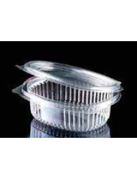 Cоусник FT 209-80-2 80ccOval Souce container with Hinged Lid (10уп.*100шт.)